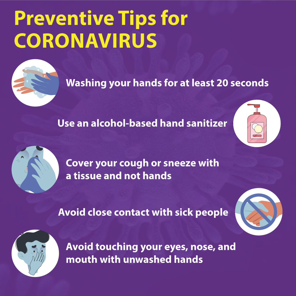 Simple Steps to Stay Safe from Coronavirus