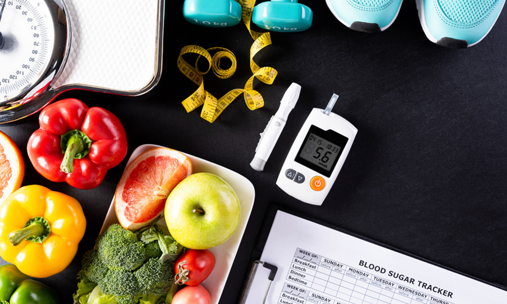 End Your Diabetes Control Struggle with These 5 Tips